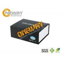 Buy cheap Safety Custom Printed Electronics Packaging Boxes Paper E Cig Box from wholesalers