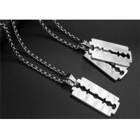 Buy cheap Unique Religious Stainless Steel Chain Necklace For Men Daily Wear product