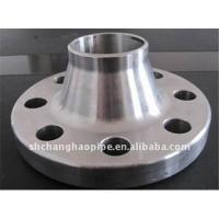 Buy cheap ss neck welding flange from wholesalers