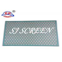 Buy cheap API 20-325Mesh 304 1050*695MM Mud Shale Shaker Screen for Oil Drilling to Sieving product