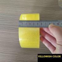 Buy cheap China manufacturer 45mic x 48mm x 100y Hot Selling Strong Adhesion Box Packing Clear Acrylic Tape with BOPP Film from wholesalers