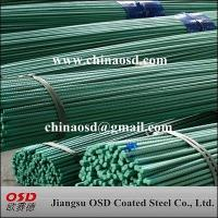 Buy cheap BS4449 ASTM A775 Epoxy Coated Deformed Rebar from wholesalers