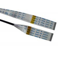 Buy cheap 28AWG 20 Pin Ribbon Cable 2.0mm Pitch  Idc Copper Connector Customized Length from wholesalers