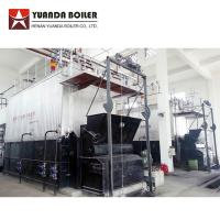 Buy cheap Industrial Water Tube 10 Ton Biomass Bagasse Fired Steam Boiler For Sale from wholesalers
