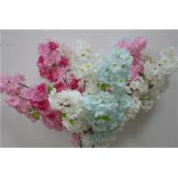 Buy cheap factory high quality artificial cherry blossom tree wholesale Artificial Cherry Blossom Tree Silk Cherry Blossom Trees from wholesalers
