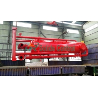 Buy cheap Solid Fluid 240m3/H Drilling Mud Gas Separator from wholesalers