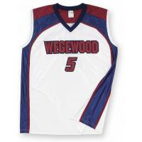 Buy cheap Women Custom Sublimated Basketball Jersey / Basketball Uniform from wholesalers