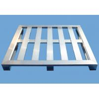 Buy cheap 4 Way Anodized Aluminum Pallets , Industrial Extruded Aluminium Profiles from wholesalers