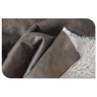 Buy cheap Micro Suede Bonded Fake Fur from wholesalers