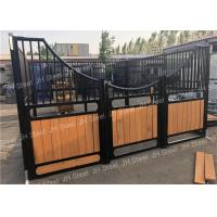 Buy cheap Pressure Welding Horse Stables For Protecting Owners And Horses Safety from wholesalers