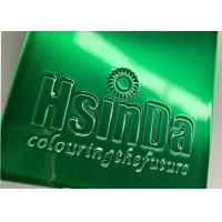 Buy cheap Candy Green Color Transparent Polyester Powder Coating Paint For Auto from wholesalers