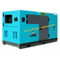 Buy cheap 150KW Anti - Vibration Super Silent Diesel Generator Set Canopy Type With Deutz Engine from wholesalers
