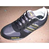 Buy cheap Sports Casual Shoes  Of  Oxford Cloth And Leather from wholesalers
