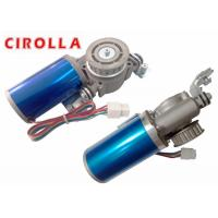 Buy cheap Automatic Door Operator DC Motor Blue / Black / Silver 1X300kg/2X150kg from wholesalers