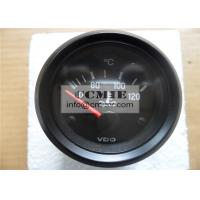 Buy cheap Shantui Bulldozer SD22 SD32 Water Temperature Gauge with Bimetal Thermometer Theory from wholesalers