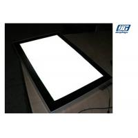 Buy cheap Durable 5x7 UltraThinLightBoxSelf Adhesive Convenient Replacement For Picture product