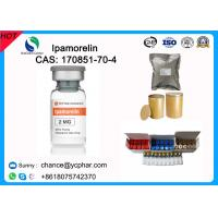 China CAS 170851-70-4 Injectable Growth Peptides Ipamorelin / IpaMorelin Acetate 2mg/ Vial for Weight Loss and Bodybuilding on sale
