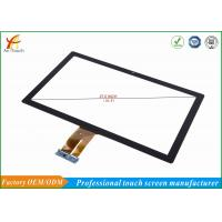 Buy cheap Capacitive 27 Inch Medical Touch Screen Display Panel With Touch Sensor from wholesalers
