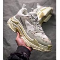 Buy cheap BALENCIAGA RETRO WHITE DADDY RUNNING SHOES COMES BOX FOR SALE BEST SELLER from wholesalers