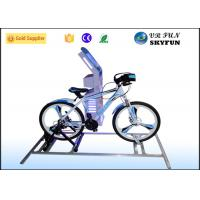 Buy cheap Amusement Center Virtual Reality Bike / Sporting 9D VR Bicycle With Cool Game from wholesalers