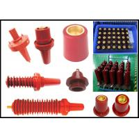 Buy cheap Bus - Bar Epoxy Resin Cast Bushing For Combined Connection Ring Main Units / Gas Insulated Switchgear from wholesalers