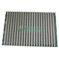 Buy cheap 1053 X 697mm Derrick Shaker Screens Steel Frame For Drilling Waste Management from wholesalers