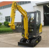 Buy cheap mini Excavators For sale from wholesalers