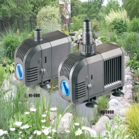 China Multi-Function Submersible Pump Garden Water Pump Hj-600 on sale