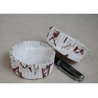 Buy cheap Party / Weeding Custom Printed Baking Cups For Cupcakes / Dessert Polka Dots from wholesalers