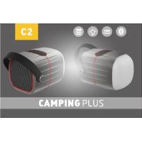 China Mini Multifunction Led Camping Lantern With Bluetooth Speaker , Portable Charger on sale