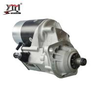 China PC200 - 6 / 220 - 6 Electric Starter Motor 6D102 Auto Spare Parts 228000 - 0631 on sale