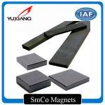 Buy cheap Strong Sintered Samarium Cobalt Magnet Custom Shape For Magnetic Hooks from wholesalers