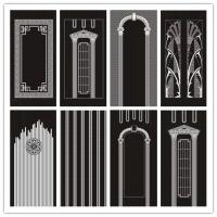 Buy cheap China Elevator Wall Decorative Metal Door Cabin Panels Suppliers For Elevator Decoration from wholesalers