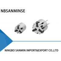 Buy cheap MHS3 Series Parallel Type Air Gripper φ16 - φ125 Similar SMC Type Repeatability ± 0.01 from wholesalers