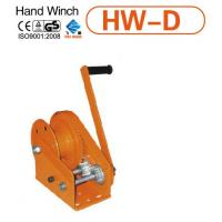 Buy cheap HAND CRANK WINCH 1200LBS from wholesalers