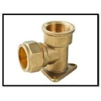 China Brass Wall Plated for Copper Pipe on sale