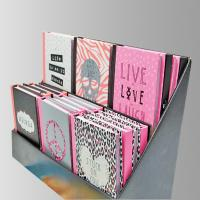 Buy cheap Custom Leather Softcover Notebook Printing Services / Customized Calendar Printing from wholesalers