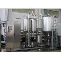Buy cheap Long shelf life Dairy Drinking Yogurt Processing Line Automatic Complete Pasteurised from wholesalers