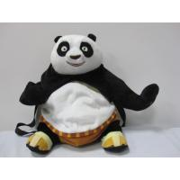 Buy cheap 18 inch Fashion Cartoon Kungfu Panda School Backpacks For Promotion Gifts from wholesalers