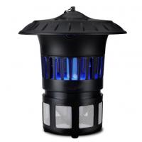 Buy cheap Wall-mounted Outdoor Nontoxic INSECT Trap Non-Chemical Flies Killer Mosquito Inhaler Intelligent Light control from wholesalers