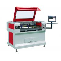 Small Leather Etching Machine Biaxial Asynchronous