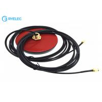 Buy cheap External 3g 4G LTE Antenna Multi Bands Puck 2 Port Diversity Panel Hole Mount from wholesalers