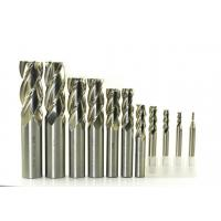 Buy cheap M2ai 4 Flute End Mill Cutting Tools Wear And Tear Resistance For CNC Machine from wholesalers