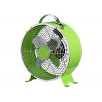 Buy cheap Modern 9 Inch High Velocity Vintage Electric Metal Fan For Home Or Office from wholesalers