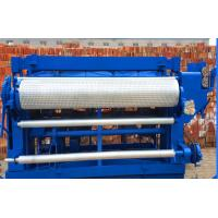 Buy cheap Smooth And Tidy Mesh Electric Welded Mesh Machine Low Noice 1 Inch Aperture from wholesalers