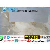Buy cheap Bodybuilding Androgenic Steroids Powder Aceto-sterandryl / Test Ace 1045-69-8 product