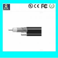 Buy cheap RG59 Coaxial cable with messenger from wholesalers