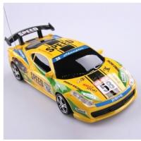 Buy cheap Remote control drift car racing Children electric car model toy soft plastic crashworthine from wholesalers