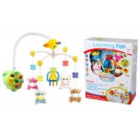 Buy cheap 8 Melodies Musical Crib Mobile Bed Ring Infant Baby Toys W / Remote Control Light from wholesalers