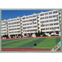 Buy cheap 60mm Height Football Synthetic Turf You Can Even Imagine , Football Pitch Turf from wholesalers